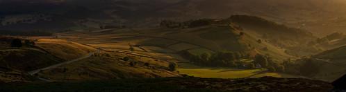 derwentvalley higgertor latelight eveninglight