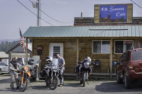 Elk Summit Café | by Trail Image