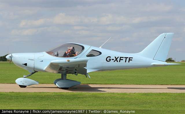 G-XFTF   Bristell NG5 Speed Wing   Private