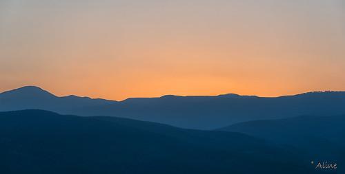 201807 alinevanweert sabie southafrica zuidafrika sunset zonsondergang sky lagen layer mountain bergen explore
