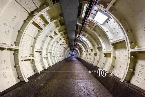 Greenwich Foot Tunnel (II), London, UK | by davidgutierrez.co.uk