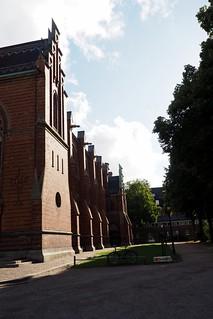 Church in Lund
