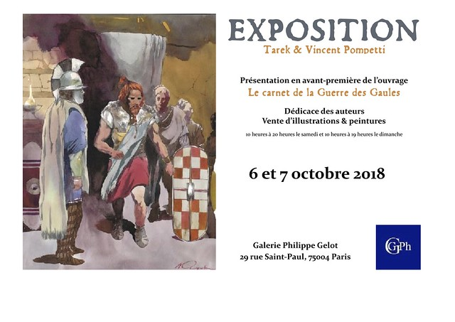 Exposition :: Tarek & Vincent Pompetti