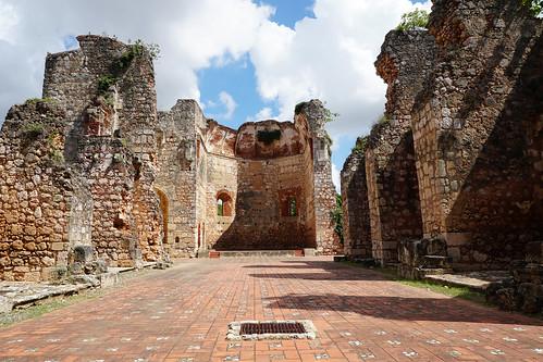 Ruinas Monasterio de San Francisco, Ciudad Colonial de Santo Domingo, República Dominicana. | by mariordo59