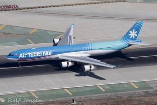 F-OSEA Airbus A340 Air Tahiti Nui Los Angeles airport KLAX 14.09-18 | by rjonsen