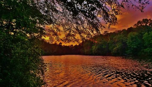 lakewaterford lakewaterfordpark maryland pasadena annearundelcounty marylandlakes marylandsunsets