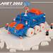Ice Planet 2002   Mobile Research Laboratory by Andrea Lattanzio