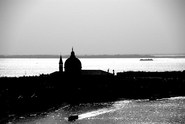 Giudecca silhouette