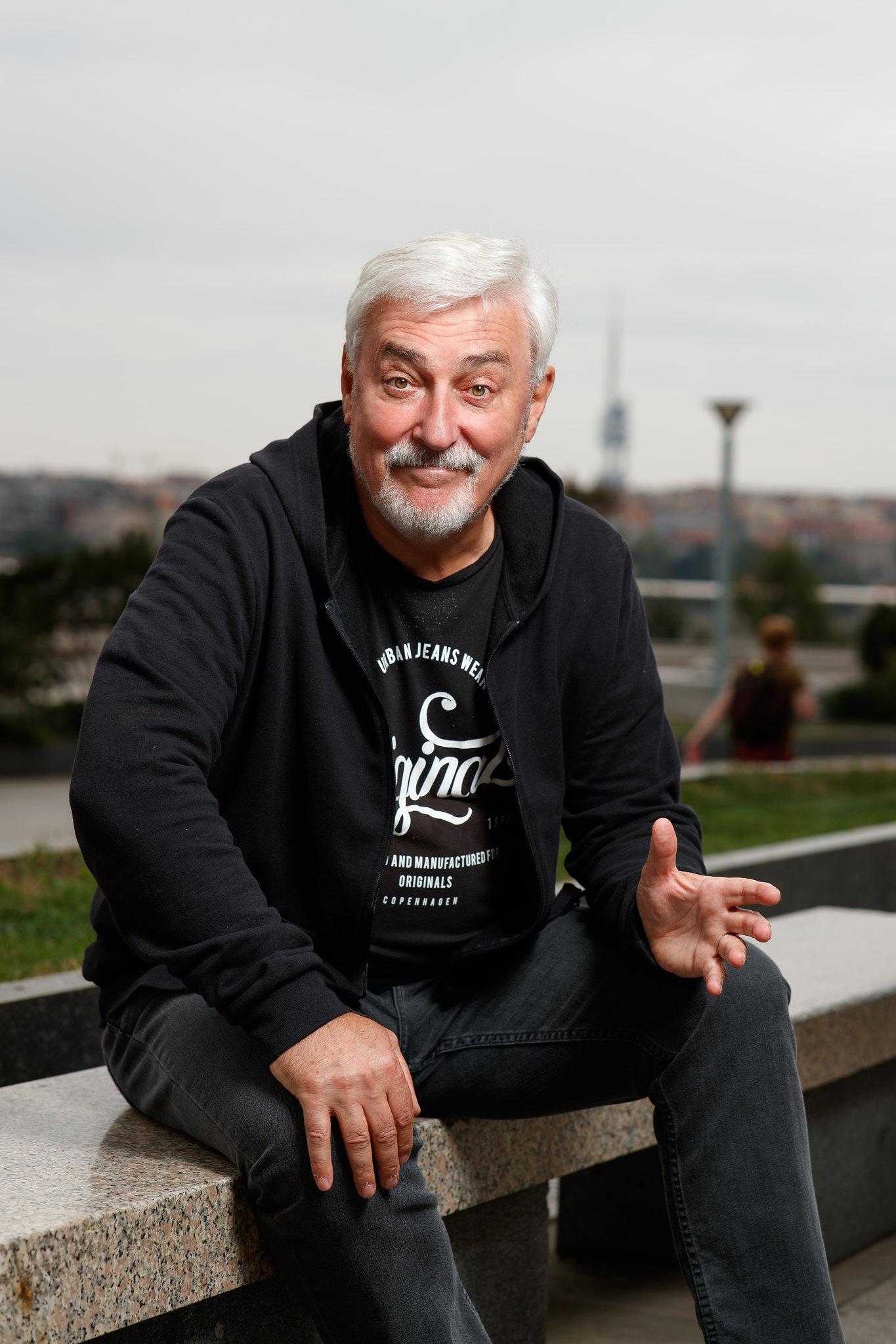 Jan Rosák, rozhovor, Blesk TV magazín