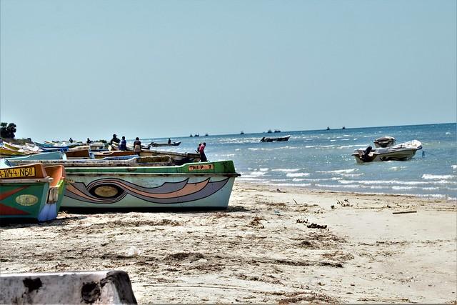 Fishingboats -Sri Lanka