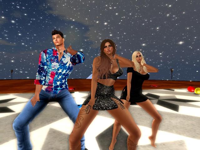 Dome, Sweet, Dome - Tiggy's Birthday Dance