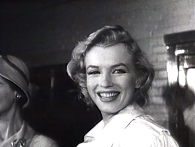 Actress Marilyn Monroe, 1950's