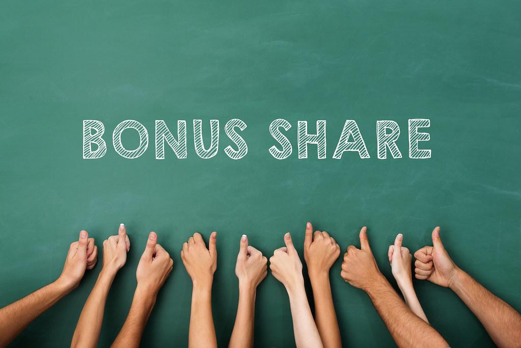 bonus share
