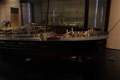 RMS Titanic Sinking Model