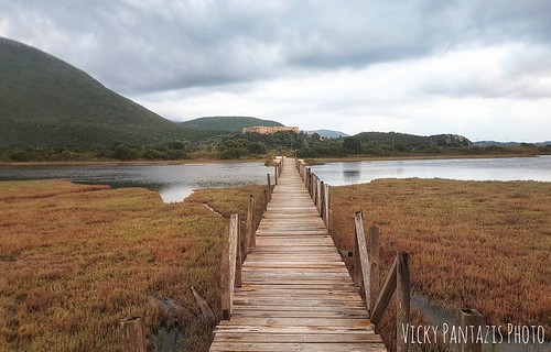 diavasidia lefkada woodenbridge bridge sea ionian