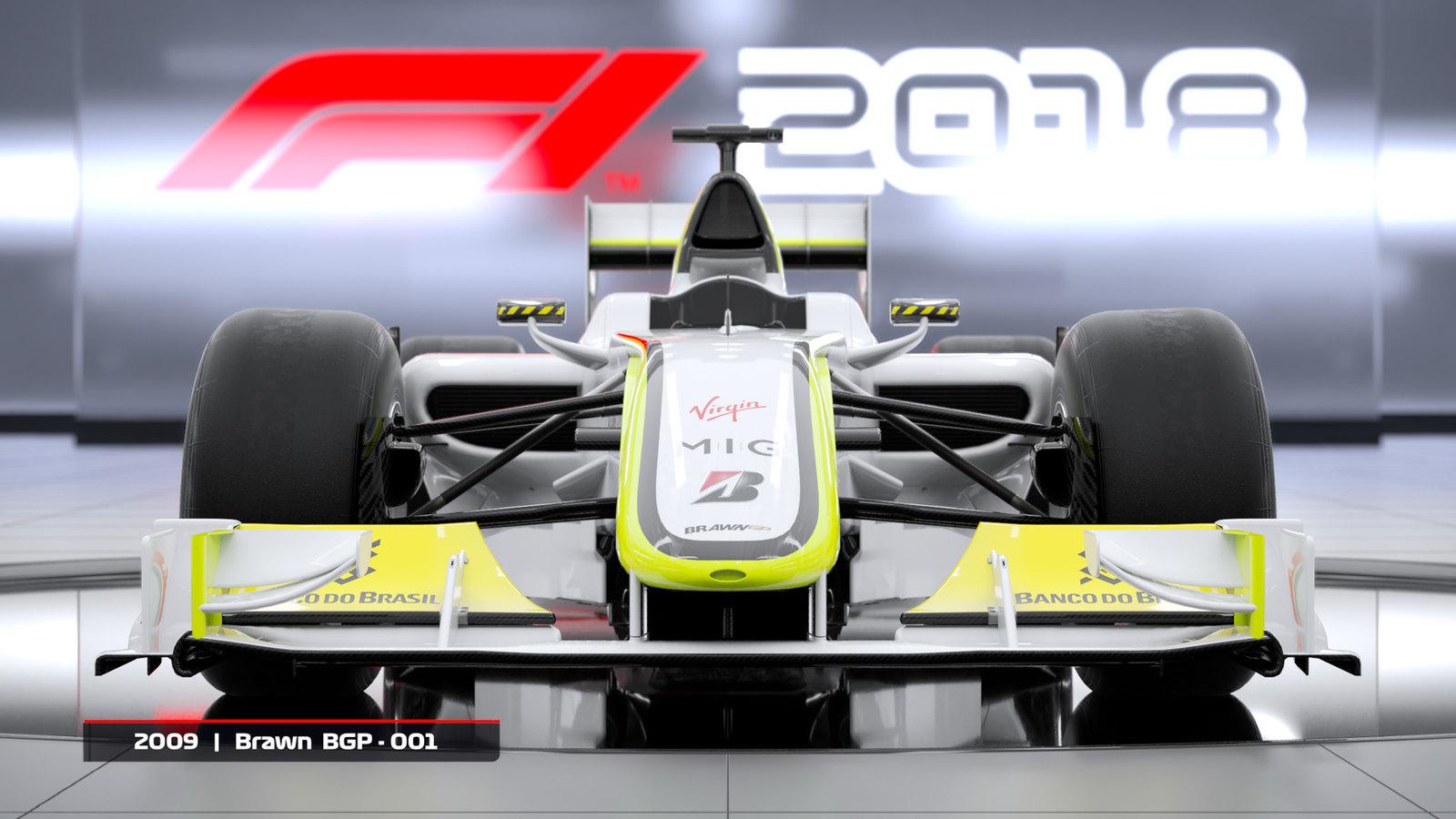 Codemasters F1 2018 Game 10
