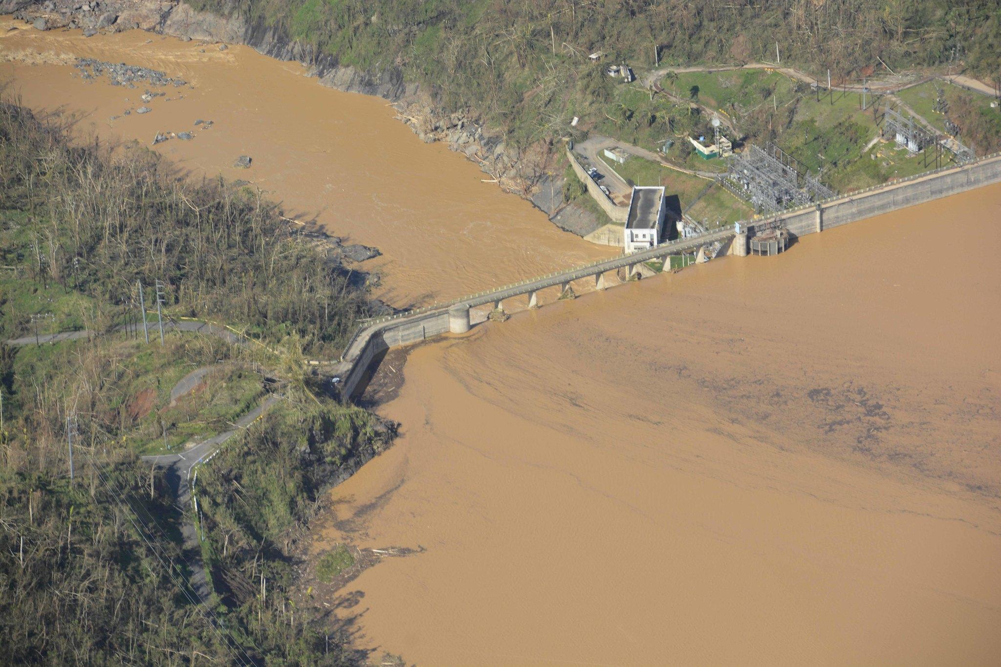 Dos Bocas Maria 3 peak flood 24Sept17