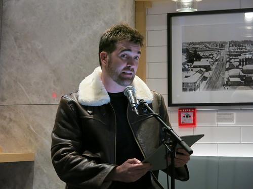 Bad Diaries Salon: AJ Finn