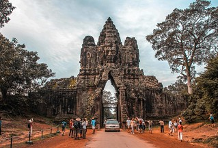 Welcome to Angkor Thom | by TheViewDeck
