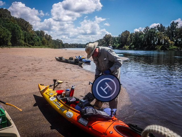 Savanah River with LCU-101