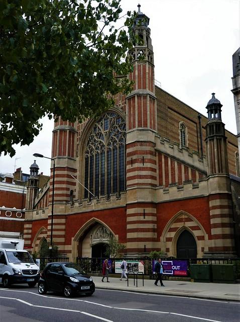 Holy Trinity, Sloane Street