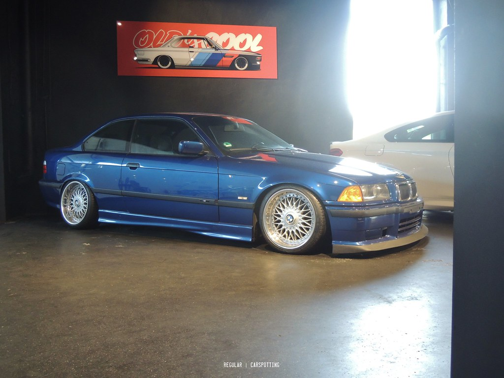Bmw E36 540i V8 By Jp Performance Regular Carspotting Flickr