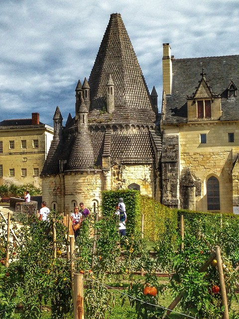 La cuisine médiévale de l' abbaye