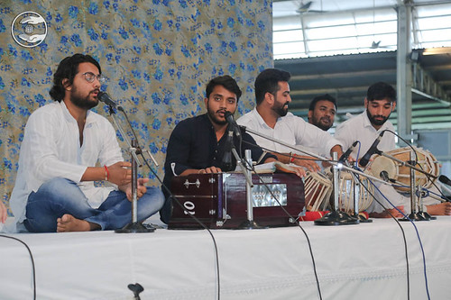 Devotional song by Anil Kumar from Ghaziabad, Uttar Pradesh