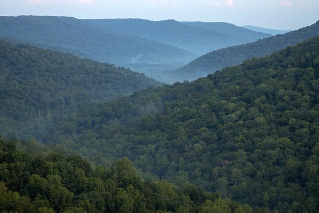 Buzzards Roost, Fall Creek Falls SP, Van Buren County, Tennessee 8