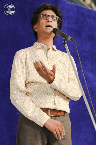 Devotional song by Vikram from Kiran Vihar, Delhi