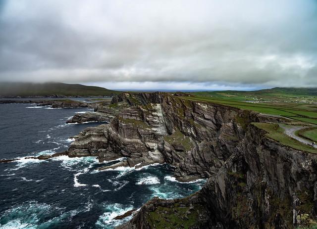 Acantilados de Skelligs..Cliff of Skelligs Irlanda 42691260540_d9a0f68f43_z