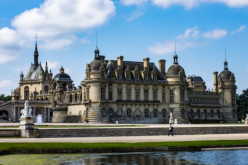 Château de Chantilly | by Isbjørn-Photography