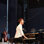 Fri, 17/08/2018 - 11:12pm - Ben Folds Live at Forest Hills Stadium, 8.17.18 Photographer: Gus Philippas