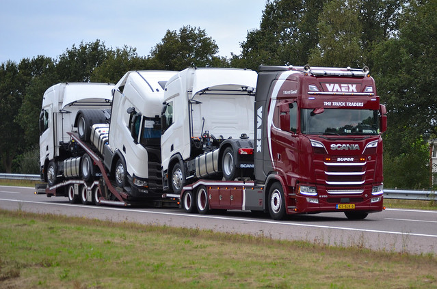 Scania S730 Vaex Reek