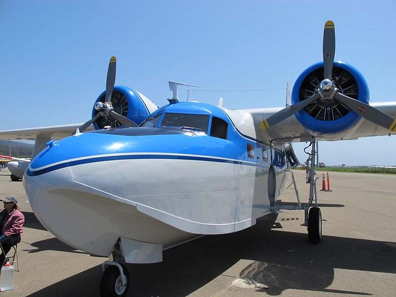 Grumman G-73 Mallard 1