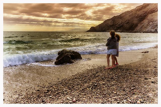 Junio junto al mar