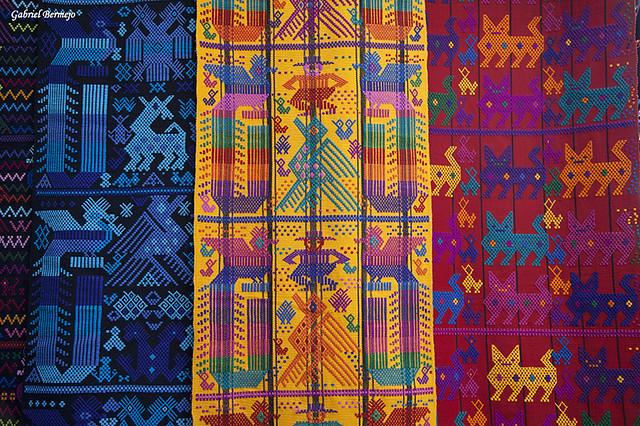 Formas y colores - Guatemala