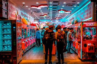 Claw Arcade | by TheViewDeck
