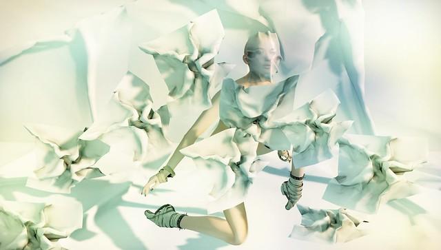 Paper Dancer
