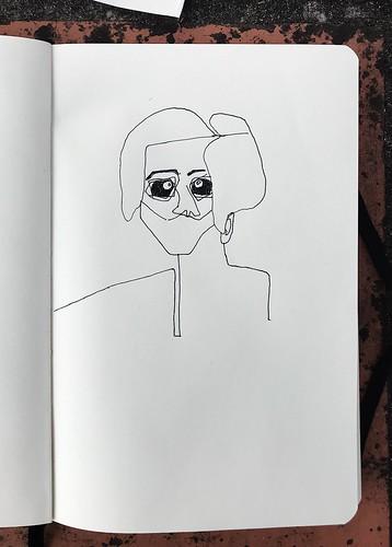 auto retrato sem barbeiro | by luisformiga.com