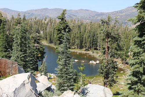 0203 The PCT passes by above Lake Margery | by _JFR_
