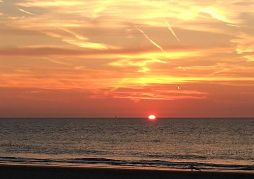 noordzee zonsondergang zon zee northsea duindorp destaat zuidholland holland nederland kelskphotography yoga sun sunset sea beach strand evening avond