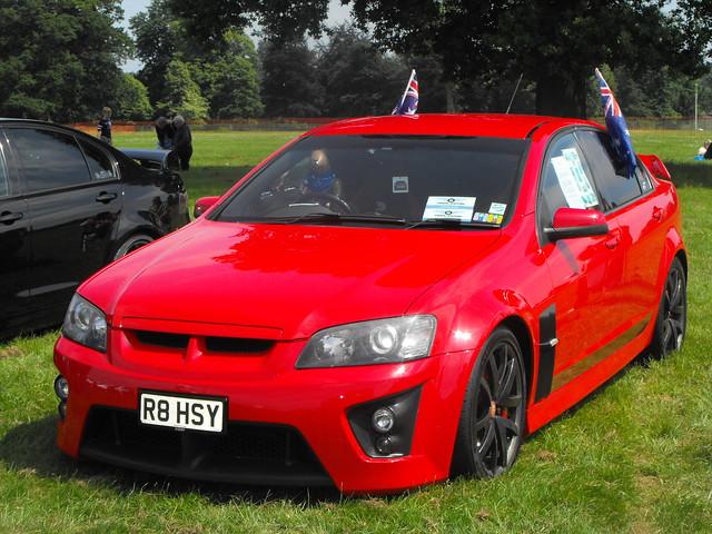 Vauxhall VXR8 -  R8 HSY (1)
