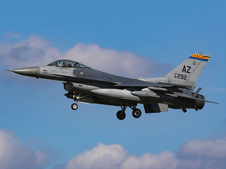 United States Air Force | General Dynamics F-16C Fighting Falcon | 86-0292 | by MTV Aviation Photography