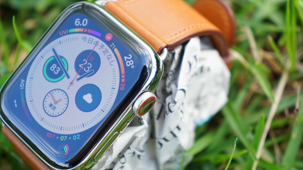 Apple Watch - ステンレスケースの特徴