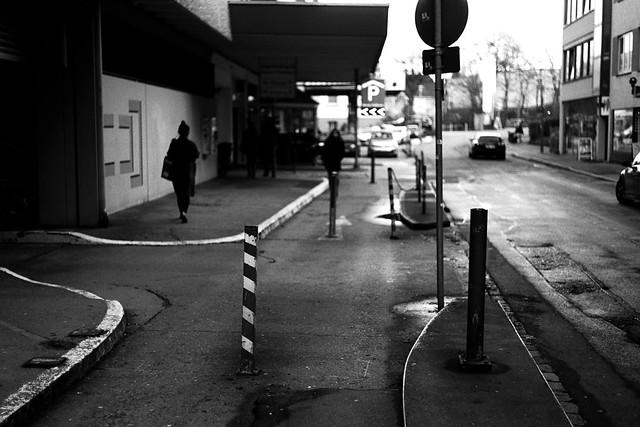 Crossroad (Leica M6)