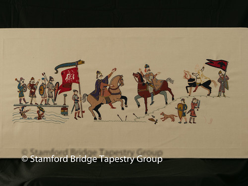 Panel 8 | by Stamford Bridge Tapestry Project