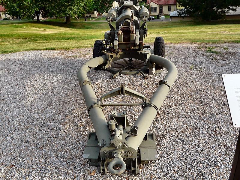 M119 105mm Howitzer 2