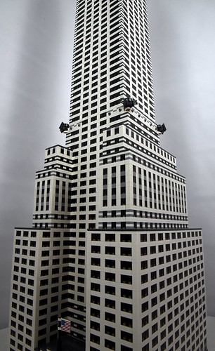 LEGO Chrysler Building | by DeepShen