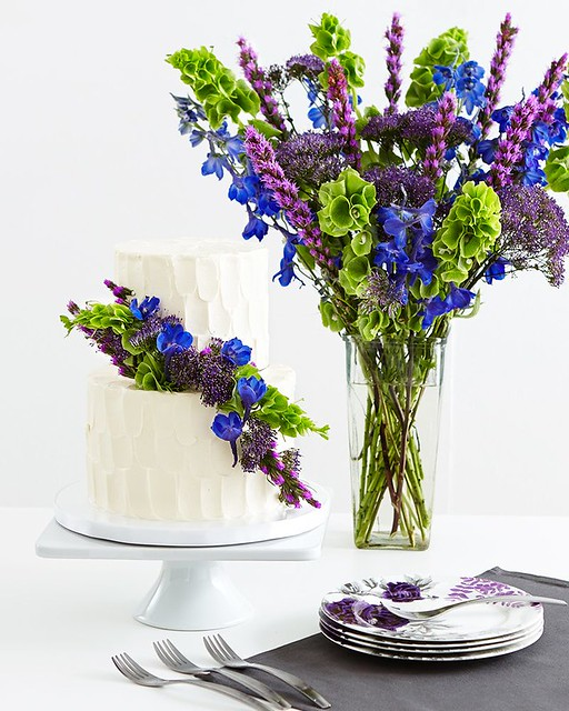 Sweet Bloom Cake